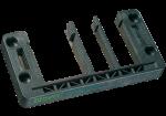 Sistema modular de entrada de cables