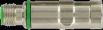 Conector de insercción eléctrico