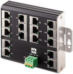 Xenterra 16TX unmanaged Switch wallmounted 16 Port 100Mbit
