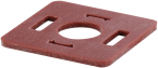 SILICON GASKET FOR MSUD VALVE PLUG FORM A