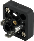 APPLIANCE CONNECTOR 18MM 2+PE