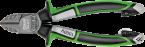 diagonal cutter VDE 160 mm titanium