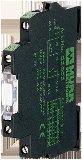 MIRO 6.2MM OPTO-COUPLER MODULE WITH ISOLATION LINK