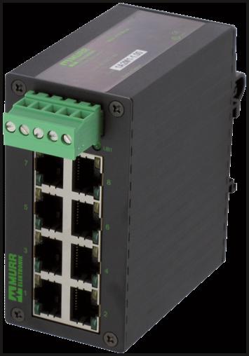 TREE 8TX metal GE - Unmanaged Gigabit Switch - 8 ports